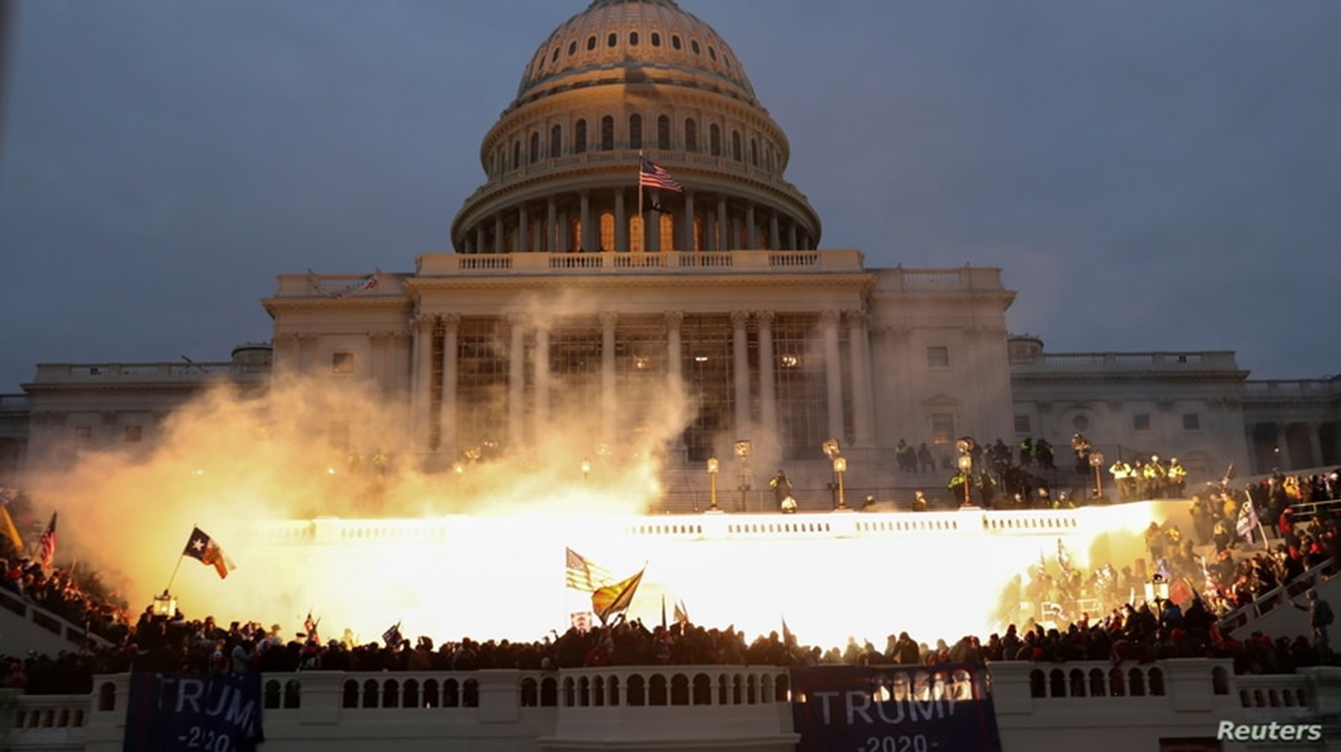 Inauguration Day or Judgement Day?