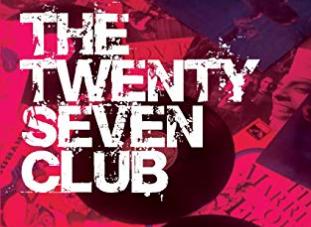 'The Twenty Seven Club' by Lucy Nichol